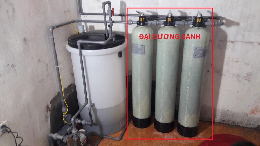 Bộ lọc xử lý nước giếng khoan CTH C3 200
