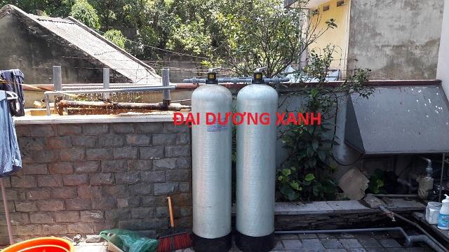 Bộ lọc và xử lý nước giếng khoan cth c2 300