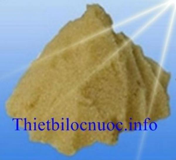 Hạt cation trao đổi Axit mạnh - Vật liệu làm mềm nước