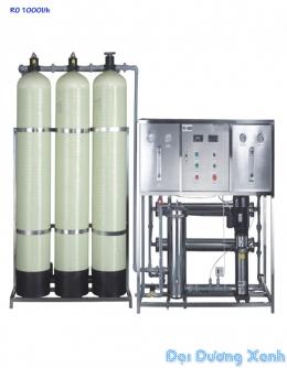 Máy lọc nước tinh khiết RO 1000lh