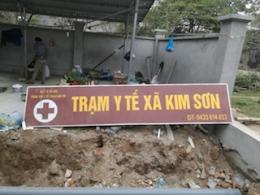 Xử lý nước thải trạm y tế 5m3/ngày - Sơn Tây