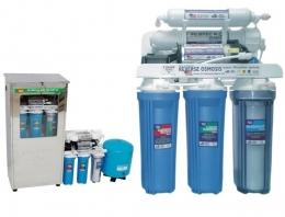 Máy lọc nước RO gia đình nhập khẩu nguyên chiếc