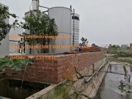 Hệ thống xử lý nước thải giết mổ gia cầm