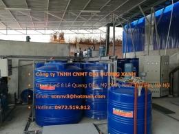 Lắp đặt hệ thống xử lý nước thải xi mạ công xuất 150 m3/ngày tại Vĩnh Phúc