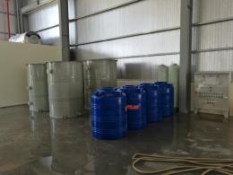 Hệ thống xử lý nước thải xi mạ anot bề mặt