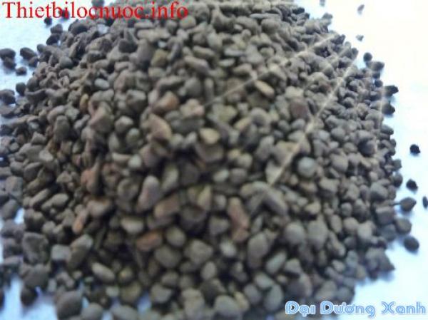 CÁT MANGANESE - vật liệu khử sắt và mangan tốt nhất