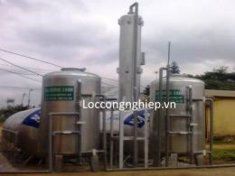 Thiết bị lọc nước ngầm công suất cao