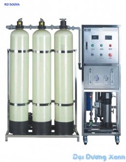 Máy lọc nước tinh khiết RO 500lh